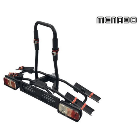 Image of Menabo Menabo Naos Eco 2 Bike Tow Ball Mount Carrier