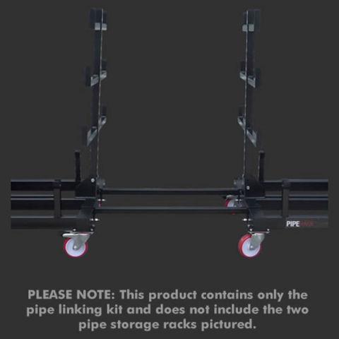Image of Machine Mart Xtra Armorgard PipeRack PRLK Pipe Rack Linking Kit For PR1 & PR2