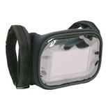 Oxford OL900 Motorcycle Strap Bag Sat Nav Holder