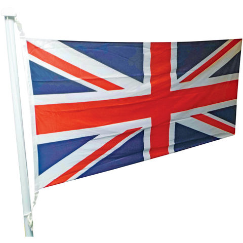 Image of One Stop Promotions One Stop Promotions Printed Union Jack Flag