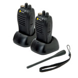 Mitex Link 5Watt Pro PMR Radio - Twin Pack