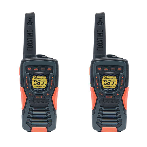 Image of Cobra Cobra AM1035 Two Way Radio Twin Pack