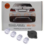 Road Angel Verso Universal 4 Sensor Parking Aid System Silver