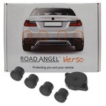 Road Angel Verso Universal 4 Sensor Parking Aid System Gloss Black