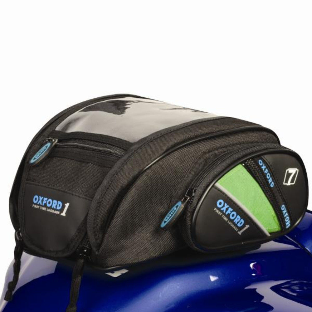 motorcycle bags luggage machine mart oxford ol430 mini tank bag