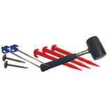 Streetwize LWACC430 Peg and Mallet Kit