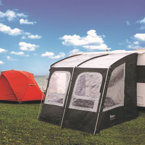 Image of Streetwize Streetwize Equinox 260 Charcoal Porch Awning