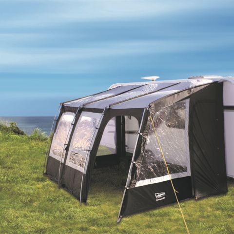 Image of Streetwize Streetwize Equinox 390 Charcoal Porch Awning