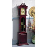 Clarke Colonial Grandfather Clock (Key Wound)