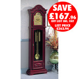 Clarke Dorchester Grandfather Clock