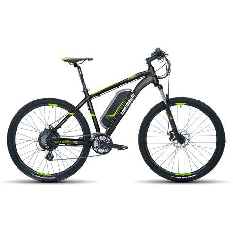 Image of Machine Mart Lombardo LOM202 Valderice 18 inch Electric Bike