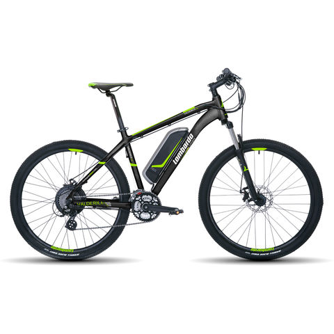 Image of Machine Mart Lombardo LOM203 Valderice 20 inch Electric Bike