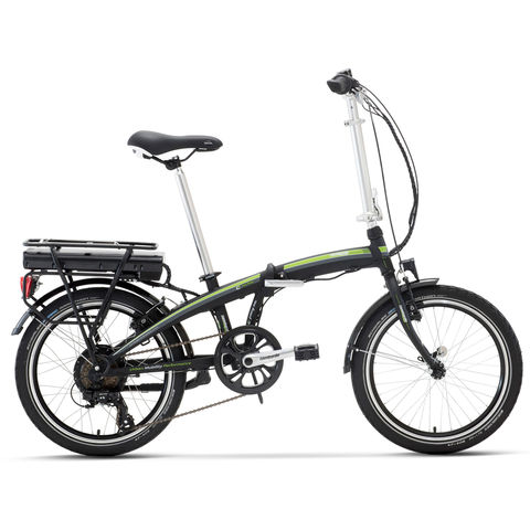 Image of Machine Mart Lombardo LOM204 Valderice Ischia Folding Electric Bike