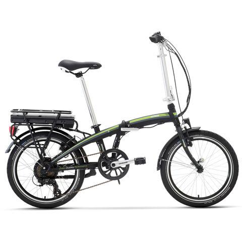 Image of Machine Mart Lombardo LOM205 Valderice Ischia Folding Electric Bike