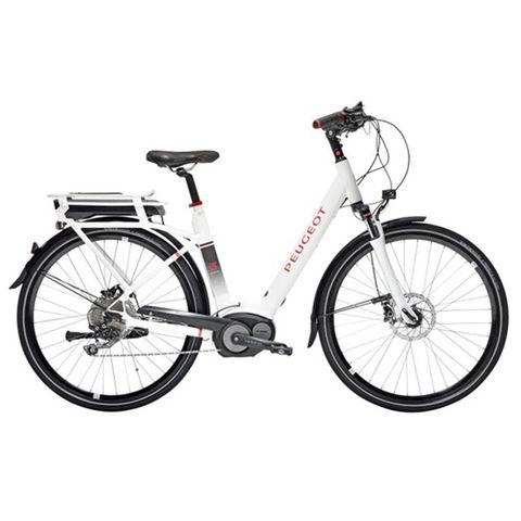 Peugeot Cycles Peugeot Cycles EC01-100 Electric Bike 14Ah 46cm/18
