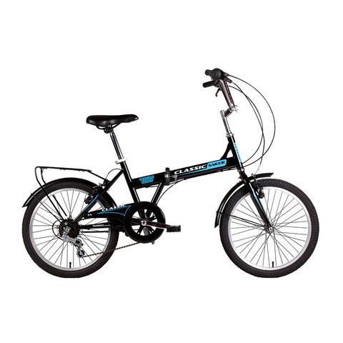 Machine Mart Classic Saker Folding Bike