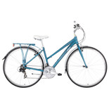 "Barracuda Vela Two WS Ladies Trekking Bike (16.5"" Frame)"