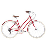 "Barracuda Delphinus 3 Red Vintage Bike (19"" Frame)"
