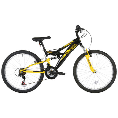 Flite Flite Taser 24″ Wheel Dual Suspension Mountain Bike Boys (14″ Frame)