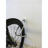 1 Section Adjustable Wall Mounted Cycle Rack