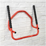 2 Cycle Wall Mounted Folding Cycle Rack