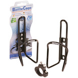 Oxford Black Bottle Cage With Handlebar Bracket