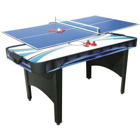 Image of Mightymast Leisure Mightymast Leisure 6ft Typhoon 2in1 Hockey/ Table Tennis Table