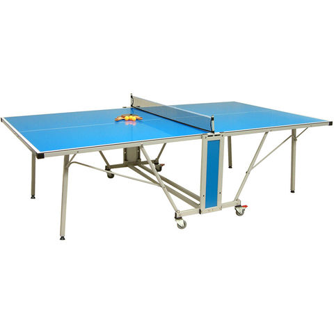 Machine Mart Xtra Mightymast Leisure Team Extreme Outdoor Table Tennis Table