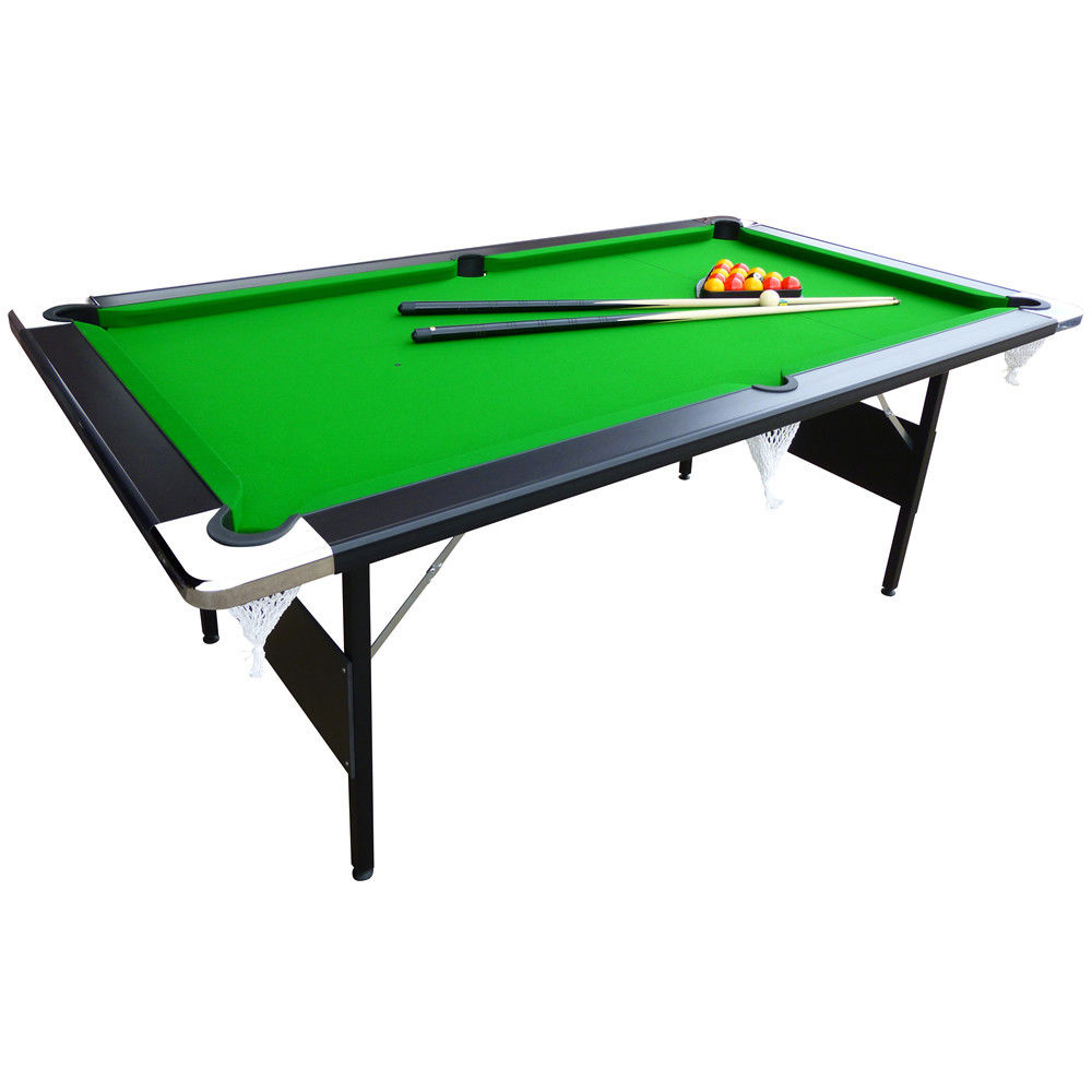 Mightymast Leisure Ft Hustler Foldup Pool Table Machine Mart - Huge pool table