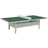 MightyMast Institution Green Outdoor Table Tennis