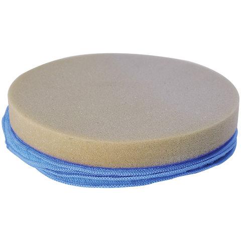 Image of Machine Mart Wipe Down Sponge Cloths For Multi Purpose Round Sander