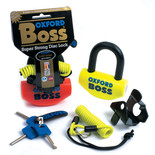 Oxford OF39 Boss Super Strong Disc Lock - 12.7mm