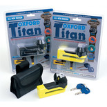 Oxford OF51 Titan Tough and Reliable Disc Lock