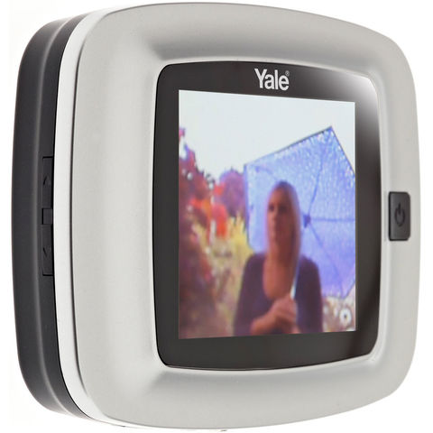 Image of Machine Mart Xtra Yale Digital Door Viewer With Internal Memory