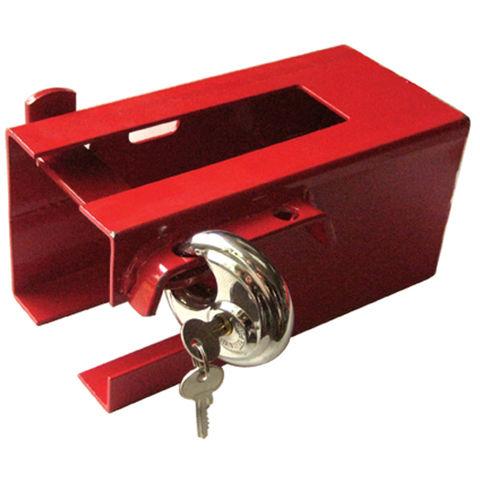 Image of Streetwize Streetwize SWTT102 110x110 Coupling Lock