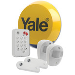 Yale Easy Fit Wireless Alarm Kit 1