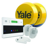 Yale Easy Fit Wireless Alarm Kit 2
