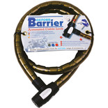Oxford OF145 'Barrier' Motorcycle Cable Lock (Smoke)