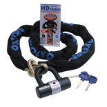Oxford OF159 Heavy Duty Chain Lock - 1.5m