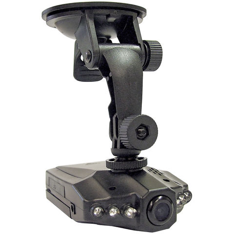 Streetwize HD DVR In Car Dash Cam Camera System