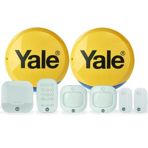 Image of Yale Yale IA-330 Sync Family Alarm Kit Plus