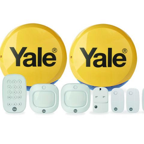 Image of Yale Yale IA-340 Sync Full Control Alarm Kit