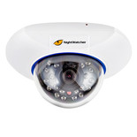 Nightwatcher C720D Dome Camera with 20m Cable