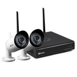 Swann NVW-485 WiFI HD Security System with 2 x 1080p Cameras