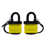 40mm Keyed Alike Padlocks (2 Pack)