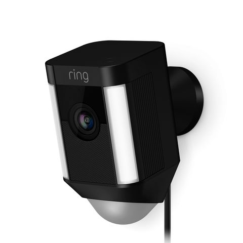 Image of Machine Mart Ring 1080p Spotlight Cam Black (230V)