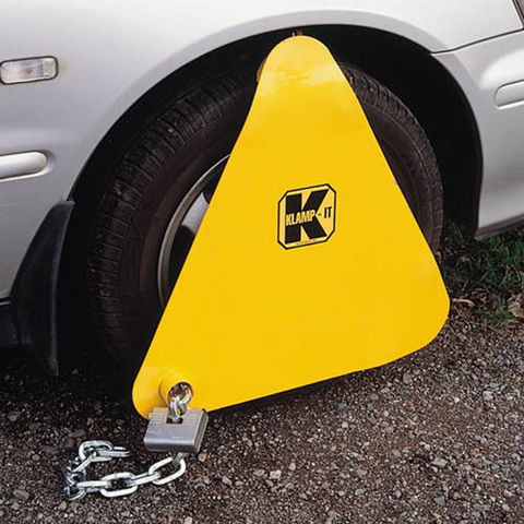 Image of Autolok Autolok Professional Wheel Clamp