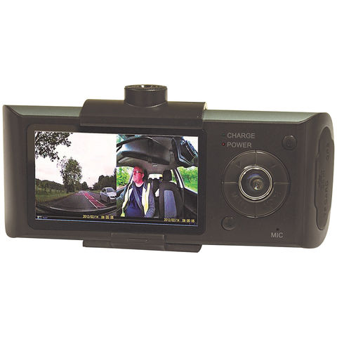 Image of Streetwize Streetwize SWREC5 Dual Dash Camera Front/Rear