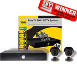 Yale SCH-802A Easy Fit 960H CCTV System - 2 Cameras