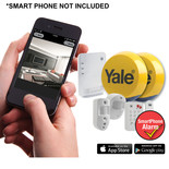 Yale Easy Fit SmartPhone Alarm Kit 3